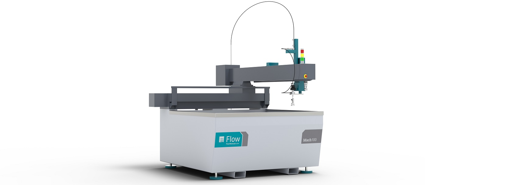 Flow Mach 100 1330 Waterjet