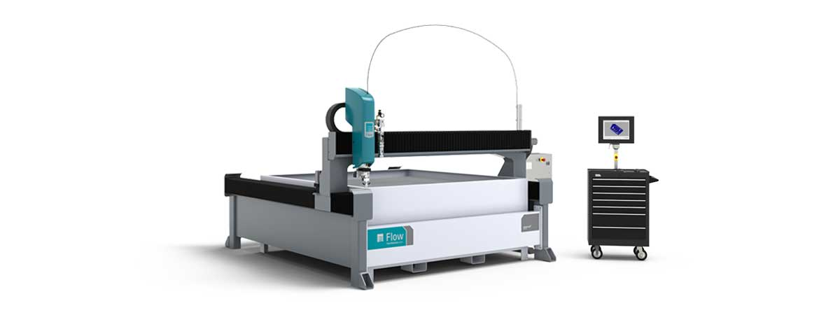 Flow Mach 2 2020c waterjet