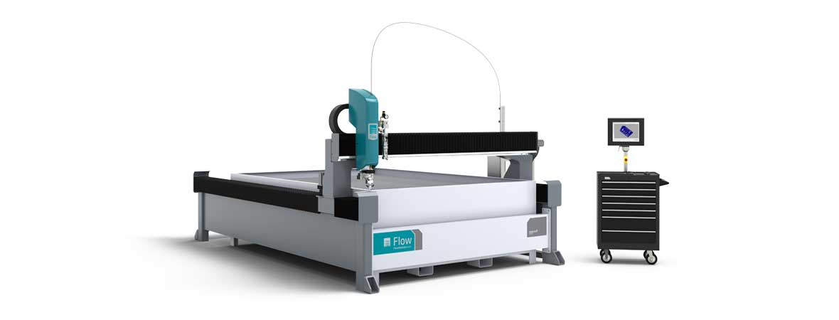 Flow Mach 2 2030c waterjet