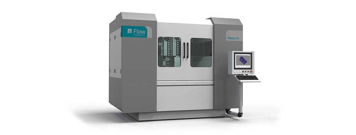 Waterjet Cutting Technology for Manufacturing - Flow Waterjet